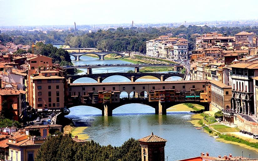 מרכז איטליה - העיר פירנצה